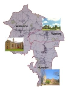 "The United Benefice of Hunsdon with Widford and Wareside. ""Jesus' Little Africa"""